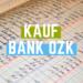 Aktienkauf Bank OZK